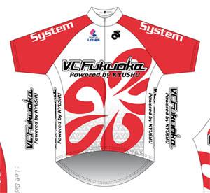 2012年チームジャージデザイン