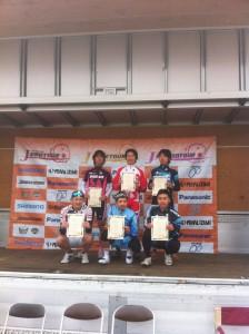 JBCF 群馬CSC Day-1 井戸川2位入賞